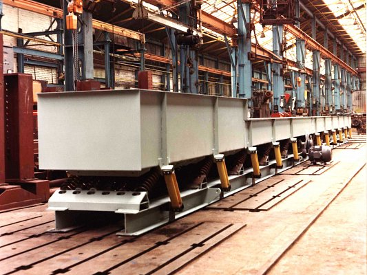 Foundry Conveyor