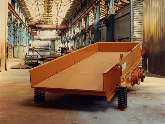 Foundry Conveyor by Hewitt Robins International