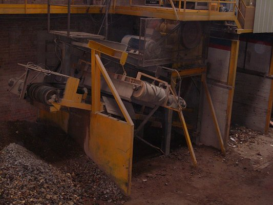 Jaw Crusher by Hewitt Robins International